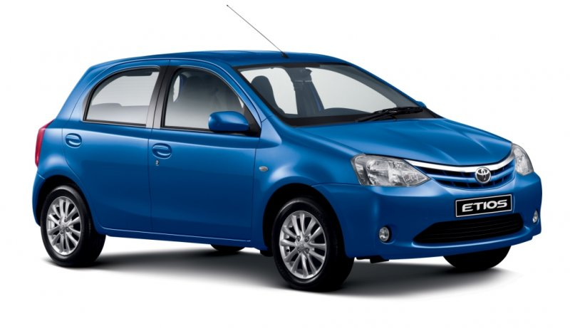 Toyota Etios to be launched in May
