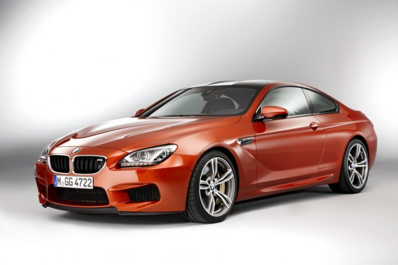 2012 BMW M6 Coupe and Convertible