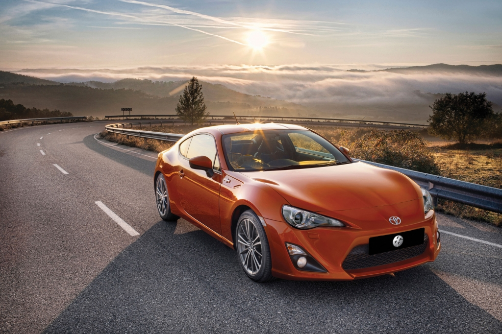 Price for Toyota 86 Announced