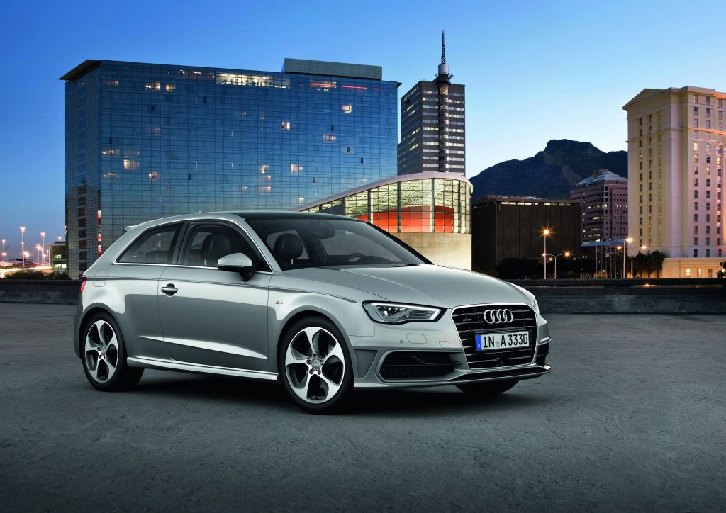 Update: 2013 Audi A3