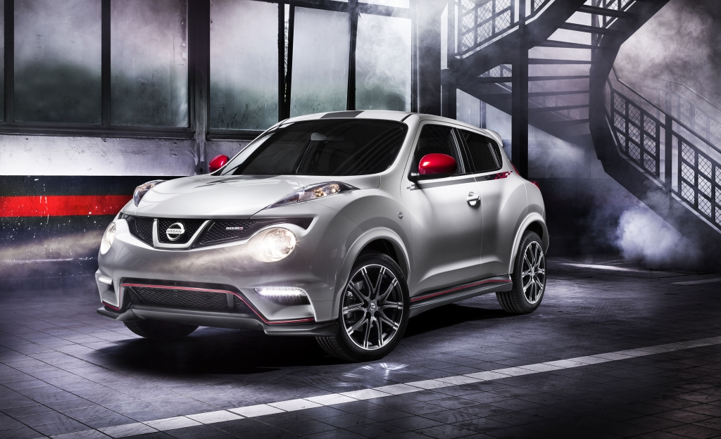 Nissan Juke Nismo Revealed at Le Mans