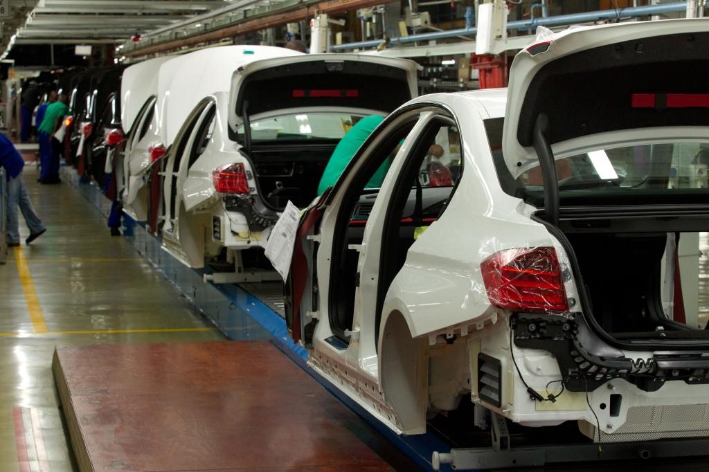 SA New Vehicle Sales Data: March 2012