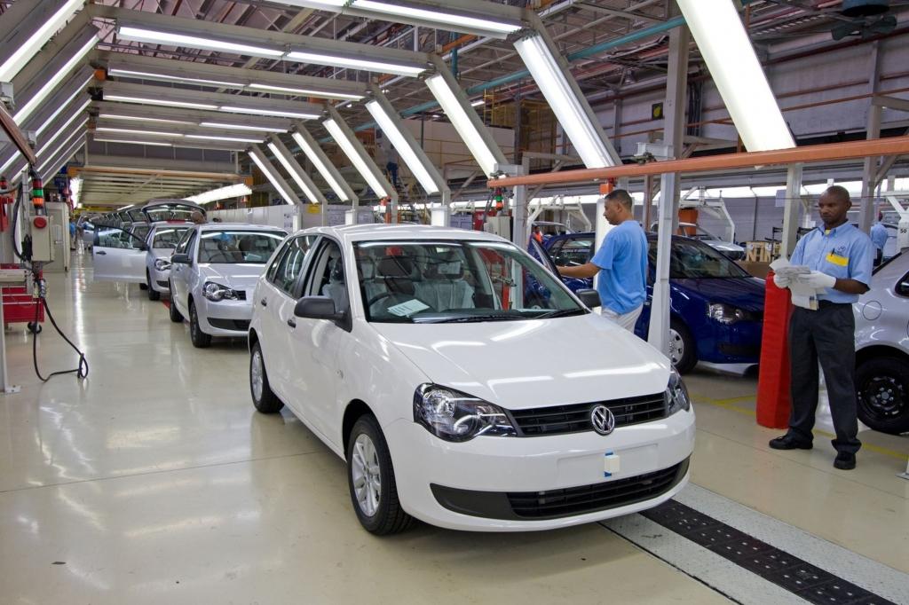 SA New Vehicle Sales Data: April 2012