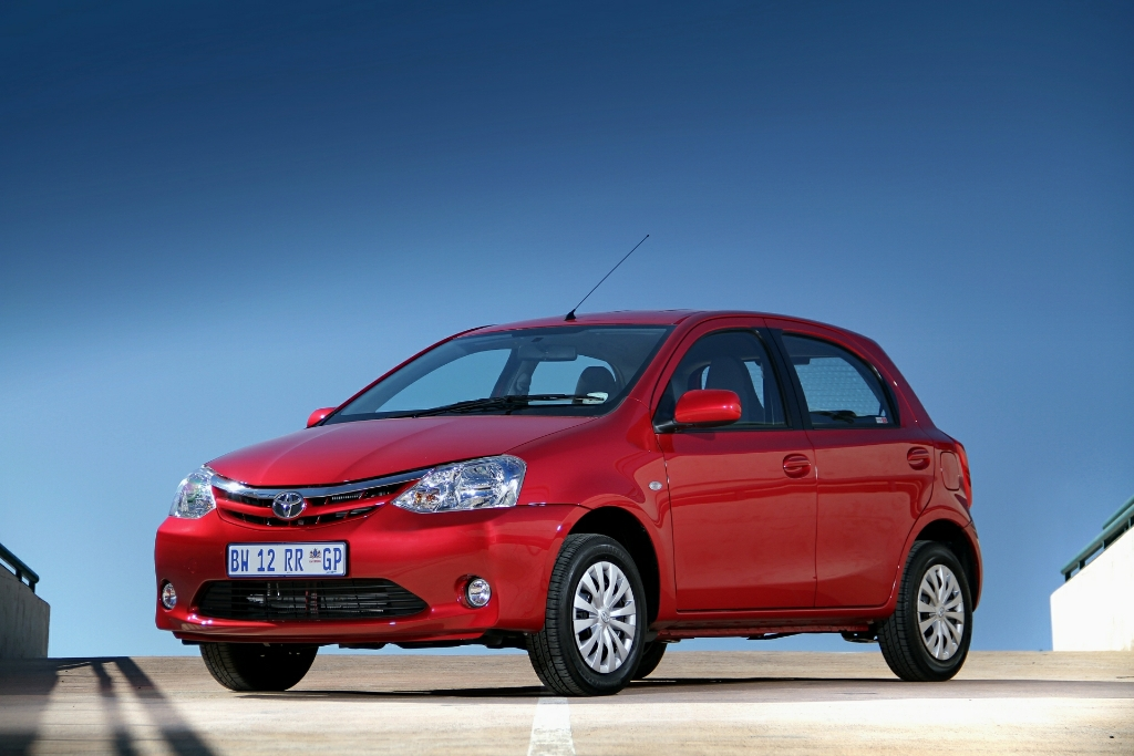 SA New Vehicle Sales Data: May 2012
