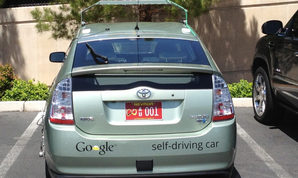 Google Gets First Self-Driven Vehicle License